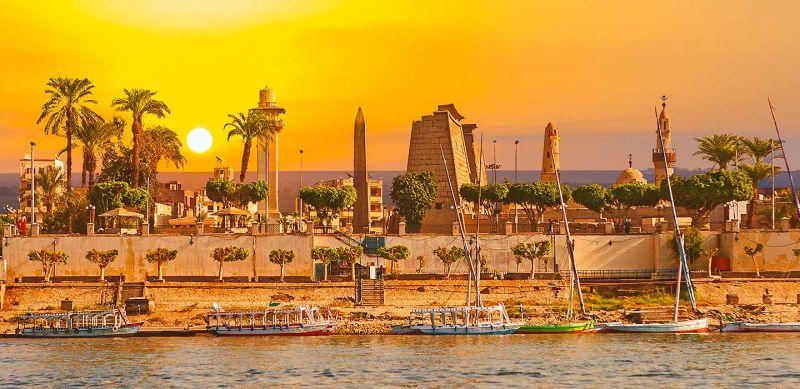 Flüge: Luxor (Ägypten) [Jan. - Feb.] Hin und Zurück mit TUIfly von Frankfurt nach Luxor ab 211,88€ inkl. 20 KG Gepäck