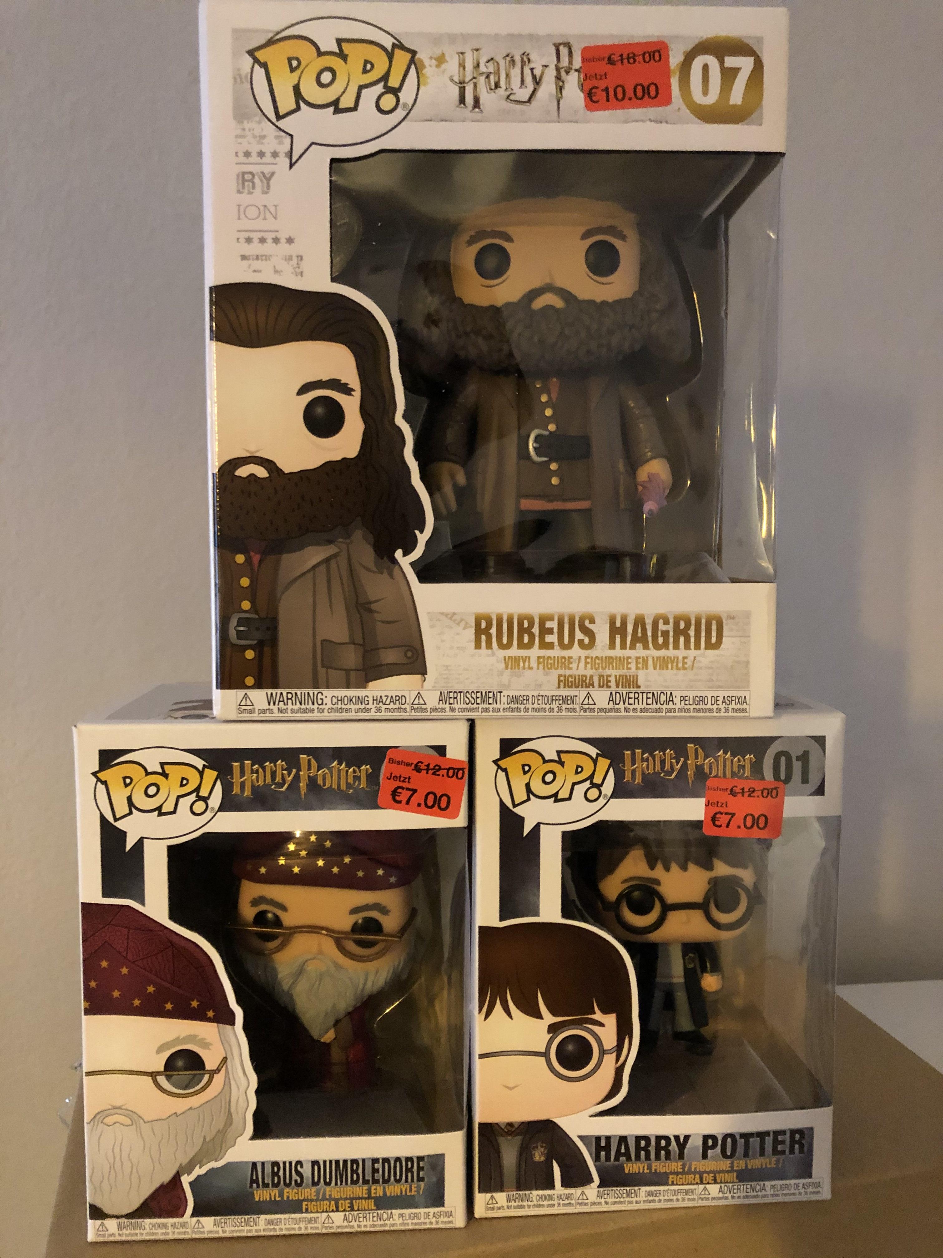 Funko Pop! Figuren im Primark Sale (Lokal)
