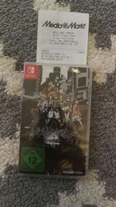 (Lokal, mediamarkt Homburg) the world ends with you final remix, switch
