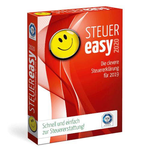[Steuertipps] Steuereasy 2020 (Nachfolger von Tchibo Steuer-Software) - Mit Shoop 2,49€