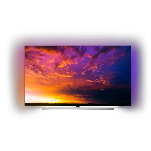 Bestpreis: PHILIPS 65OLED854, 3.840 x 2.160 4K Ultra-HD OLED-TV mit 3-seitigem Ambilight, DVB-T2-HD /-C /-S2 Triple Tuner