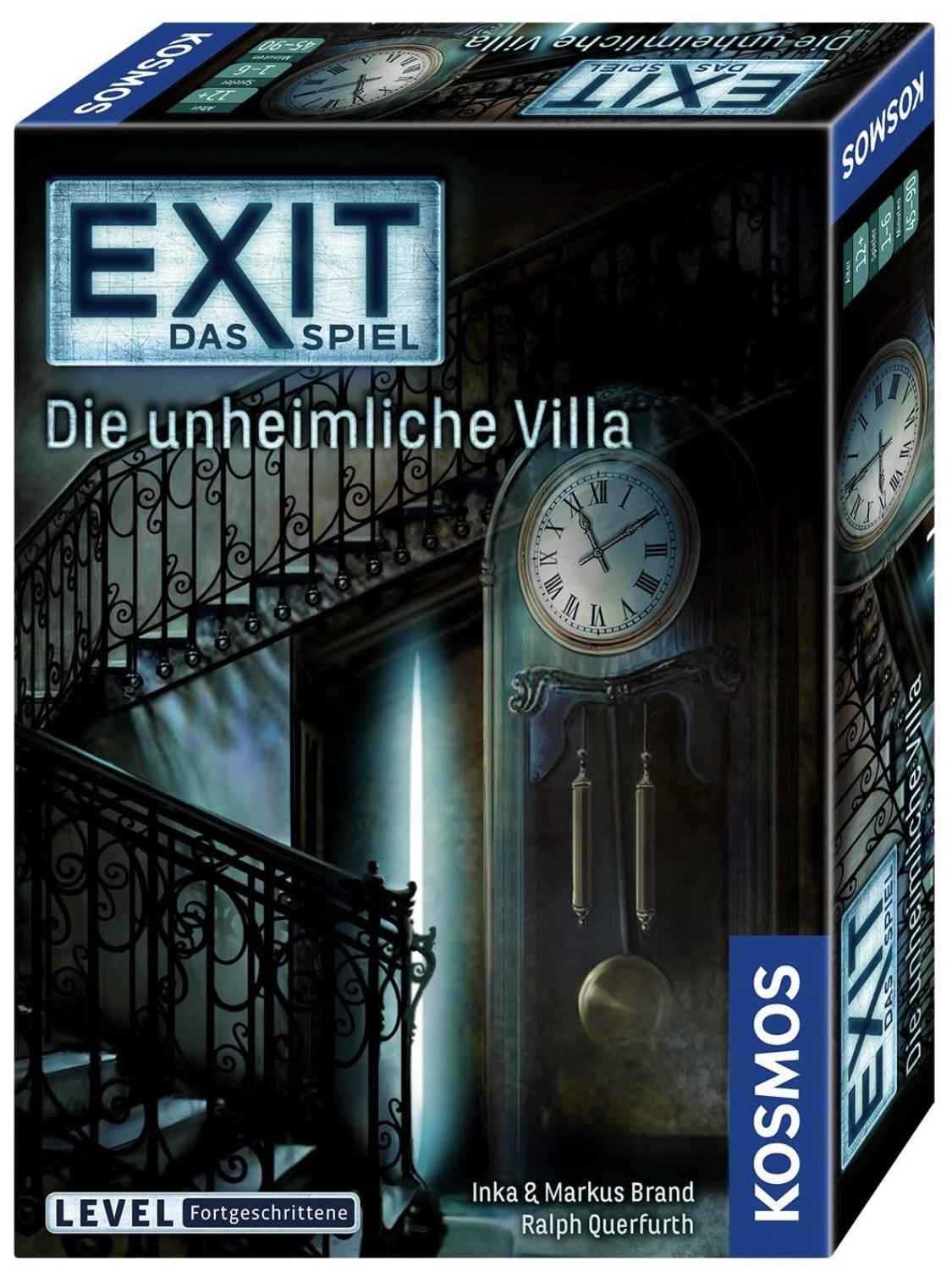 [Amazon Prime] Exit - Das Spiel: Die unheimliche Villa