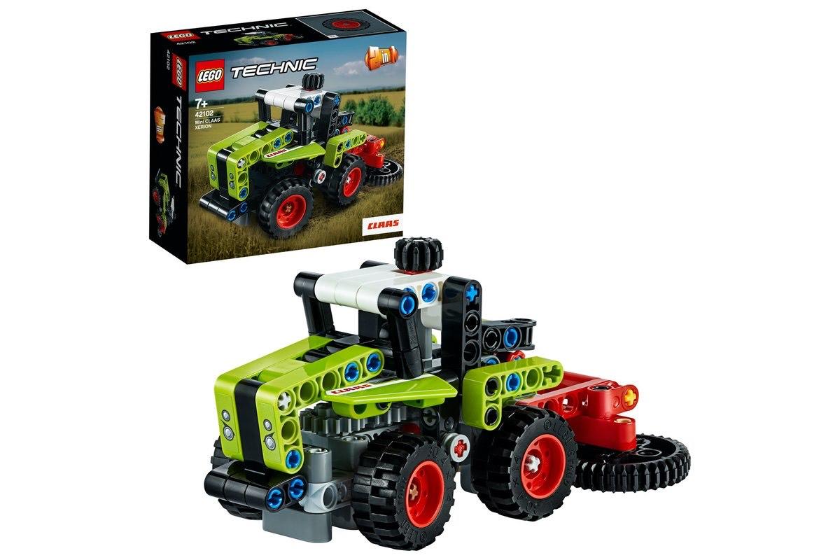 LEGO® Technic 42102 Mini CLAAS XERION inkl. Versand