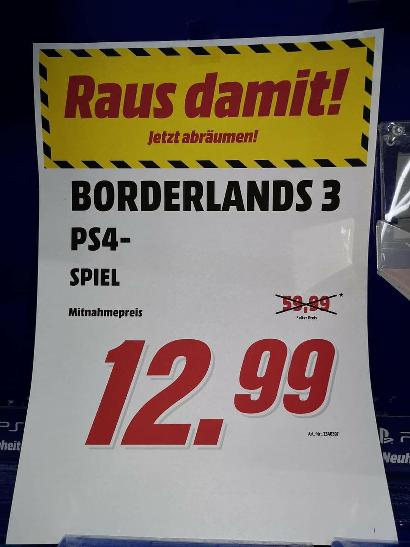 [MM-Ingolstadt] Borderlands 3 Standard - Playstation 4