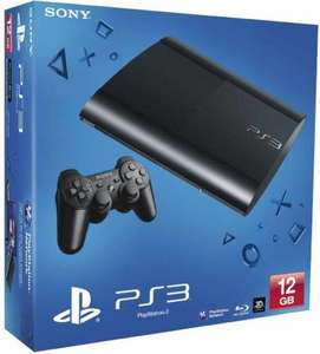 [Amazon UK] PS3 Bundle Schnäppchen: PS3 SuperSlim 12GB ab 152€!