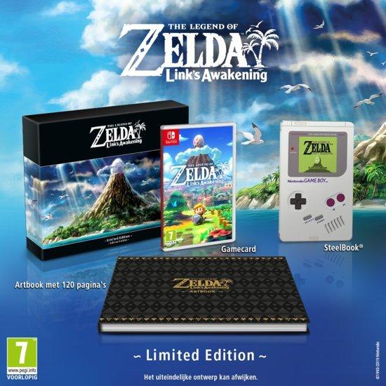 Legend of Zelda: Links Awakening - Limited Edition - Switch