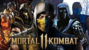 MORTAL KOMBAT 11 Global PC KEY FÜR STEAM!!! BESTPREIS