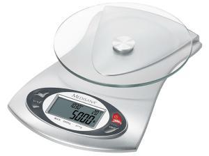 Medisana KS 220 Küchenwaage (Max. Tragkraft: 5 kg, Tara-Zuwiegemöglichkeit, Abschaltautomatik) für 11,99€ versandkostenfrei (Media Markt)