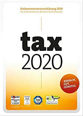 (Amazon.de) Tax 2020 als Download