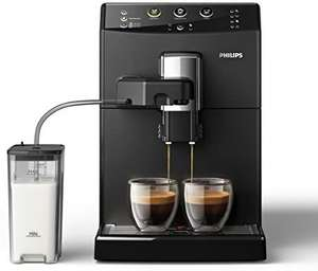 PHILIPS HD 8829/01 Kaffeevollautomat Schwarz [Mediamarkt & Amazon]