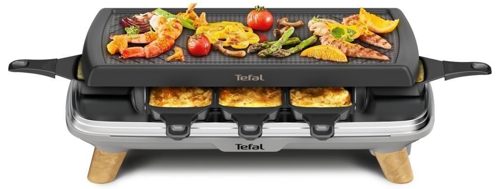 Tefal Gourmet Raclette RE610D [Real]