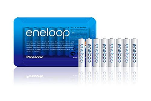Eneloop AAA 8 Pack [Amazon Prime]