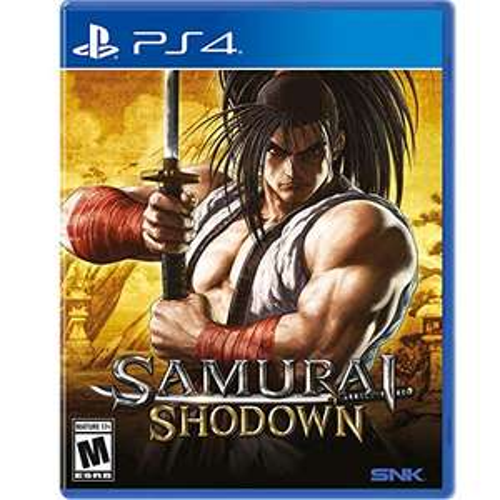 Samurai Shodown (PS4) für 22,60€ (Amazon US)