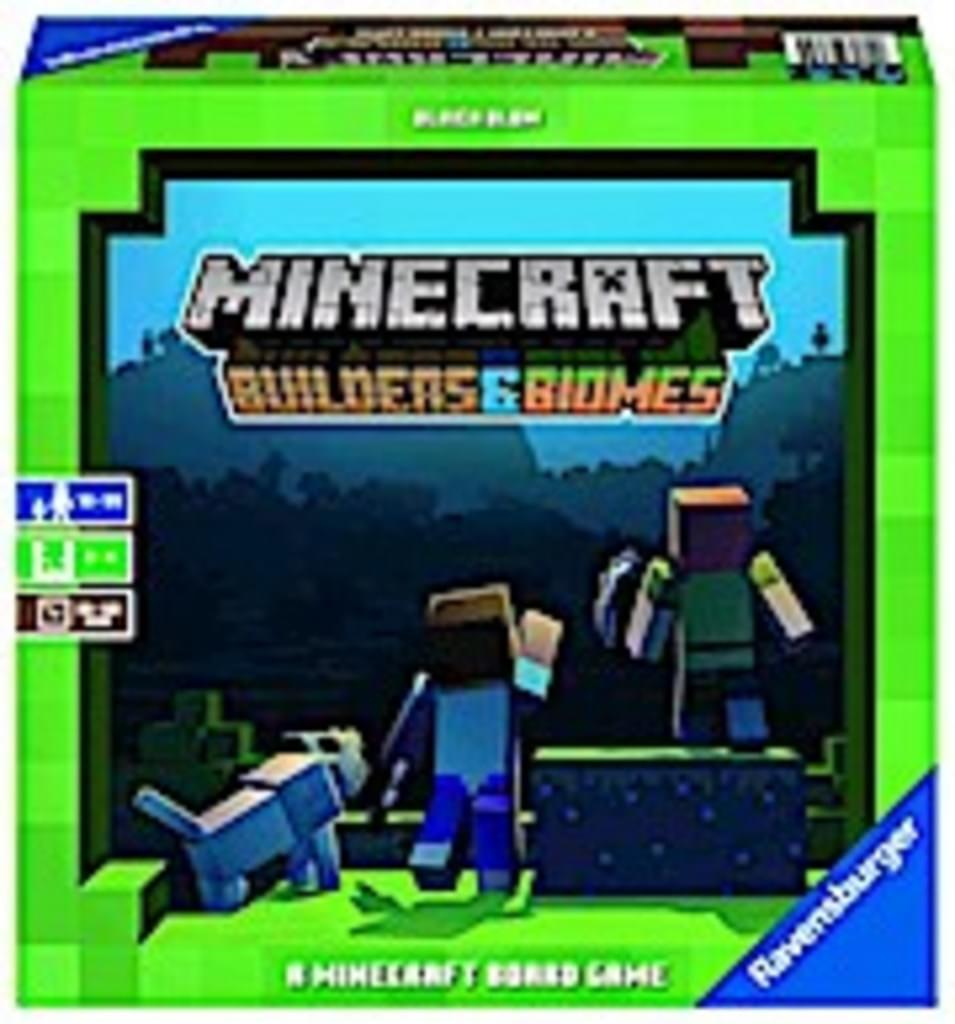 [Real online] Ravensburger Minecraft Brettspiel builders & biomes