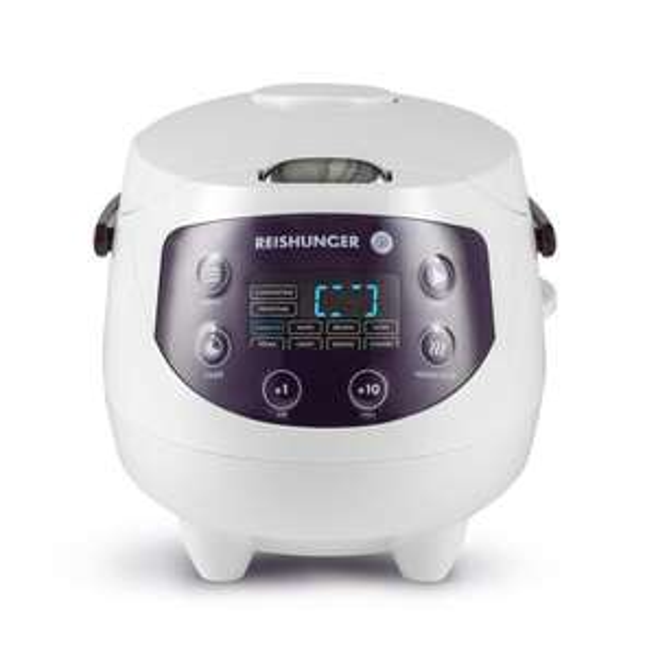 Reishunger Digitaler Mini Reiskocher 0,6L 4 Farben inkl. Versand Bestpreis