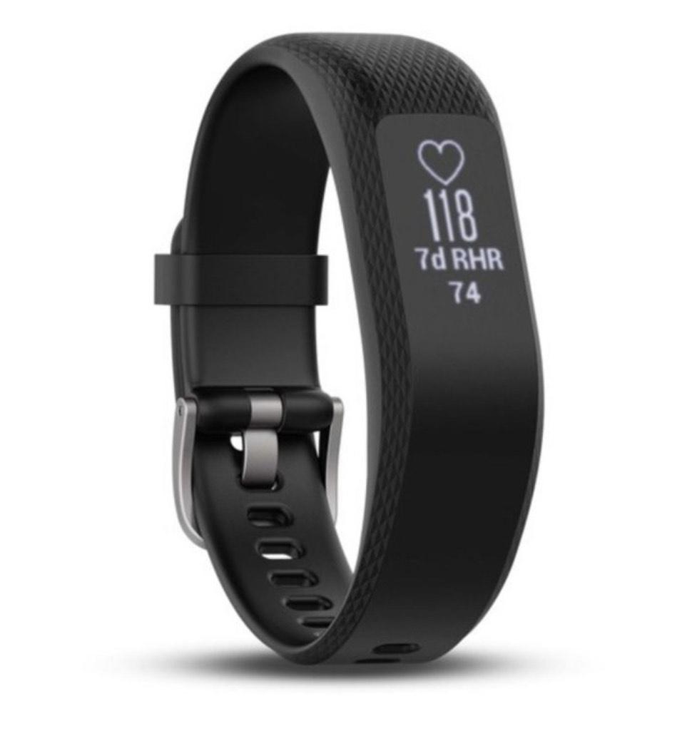 Garmin Vivosmart 3 Fitness Tracker in Schwarz Größe L (Neuware in geöffneter Orig. Verpcackung)