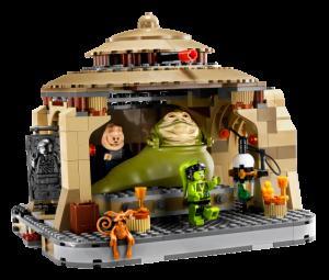 [Amazon.de] LEGO Star Wars 9516 - Jabba's Palace