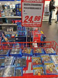 PS4 Death Stranding, Borderlands 3 (Lokal) Media Markt Hildesheim