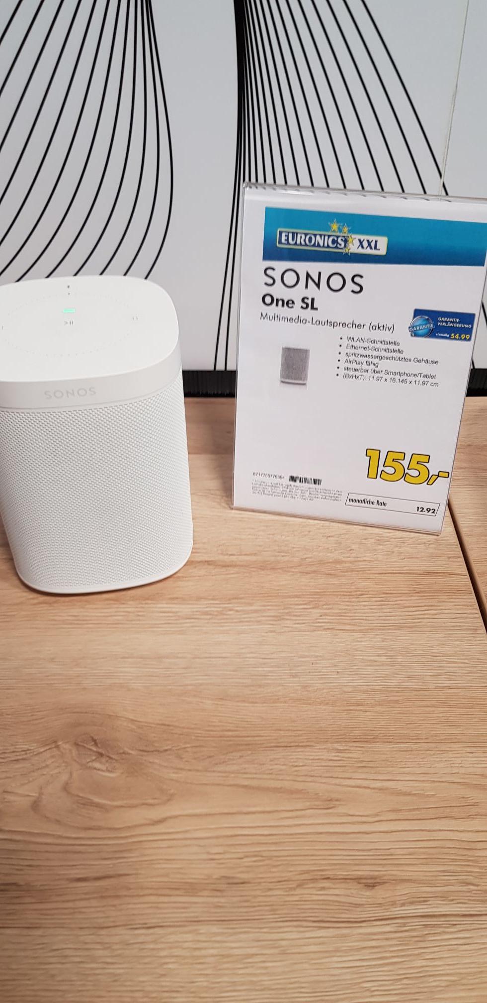 SONOS SL BOX (Lokal Lindau)