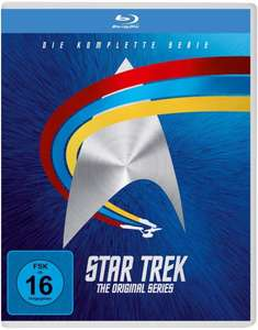 STAR TREK: Raumschiff Enterprise - Complete Boxset [Blu-ray] [Amazon]