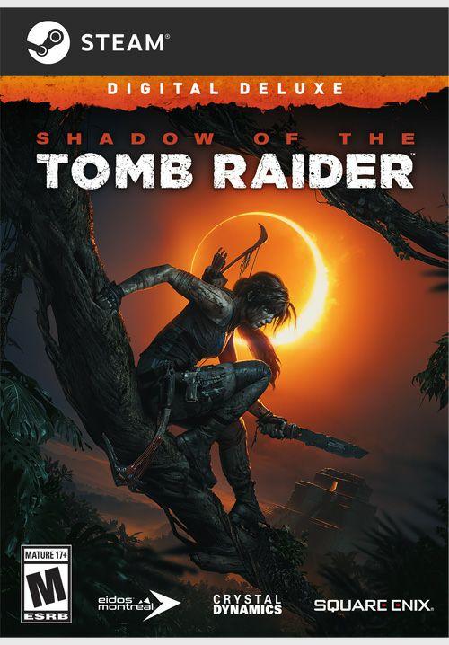 Shadow of the Tomb Raider - Digital Deluxe Edition (Steam) für 6.13€ (Gamesplanet)
