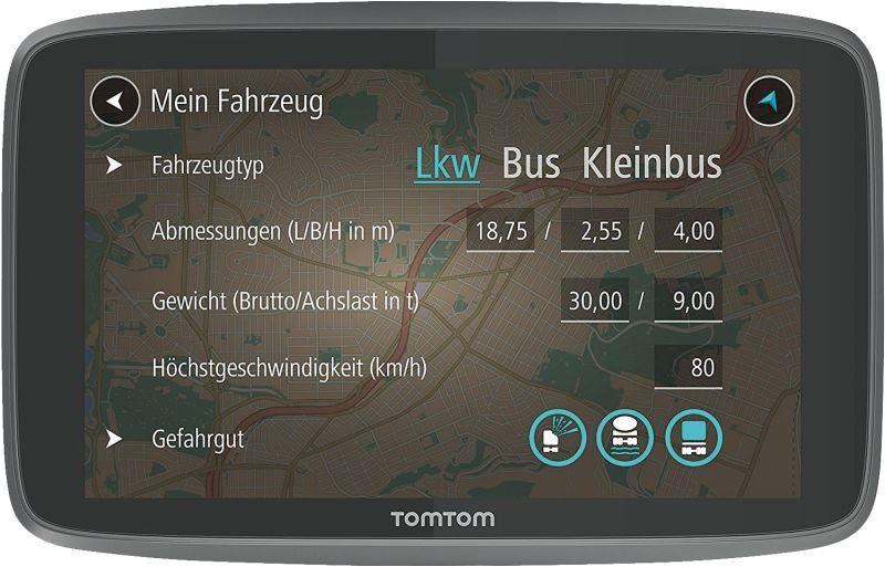 [MediMax] TomTom Go Professional 520 - LKW Navi - 200,99€ inkl. Versand