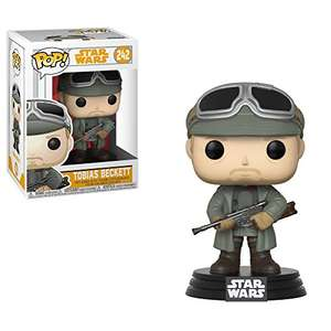 Funko 26979 Star Wars Red Cup-POP 8 Solo W1 Tobias beckett with Goggles Actionfigur