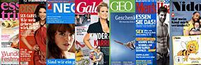 meinCokeBonus.de - Miniabos (GEO, Neon, Men's Health) und 20€ Gutschein für Jochen Schweizer