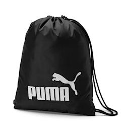 Puma Classic Turnbeutel in der Farbe Puma Black
