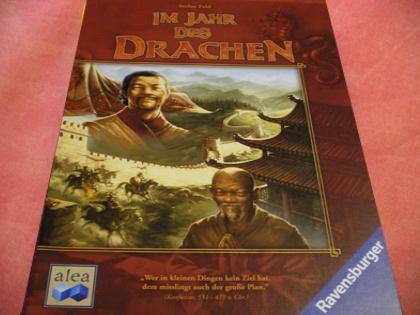 Im Jahr des Drachens von Ravensburger  (Strategiespiel mit 29% Ersparnis)