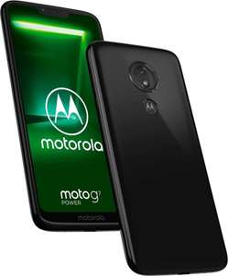 MOTOROLA Moto G7 Power, Smartphone, 4GB 64GB, Ceramic Black, Dual SIM für 139€ inkl. Versandkosten