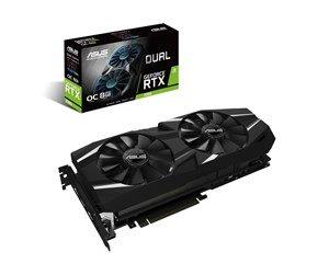 ASUS GeForce RTX 2080 DUAL OC EVO für 629€