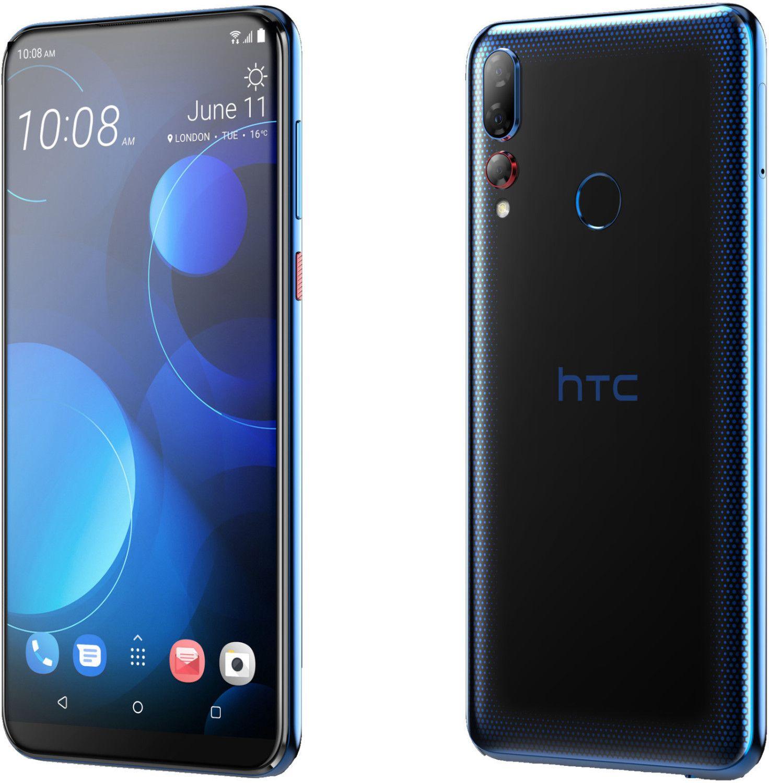 HTC DESIRE 19+, SMARTPHONE, 64 GB, STARRY BLUE, DUAL SIM [Saturn & Mediamarkt]