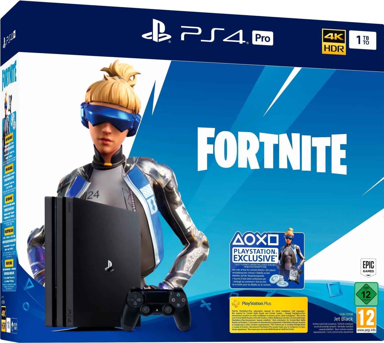 SONY PS4 PRO 1TB: Fortnite Neo Versa Bundle