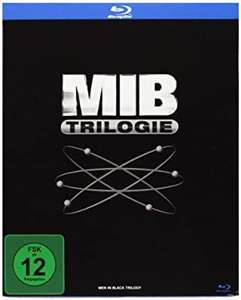 Men in Black 1-3 - Box [Blu-ray] [Amazon Prime]