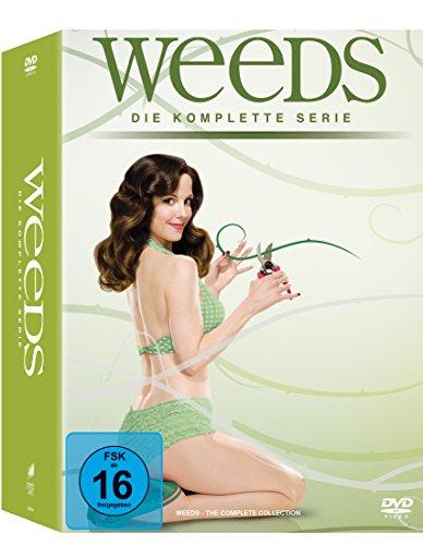 Weeds - Die komplette Serie Limited Edition (22 Discs DVD) für 24,97€ (Amazon Prime)