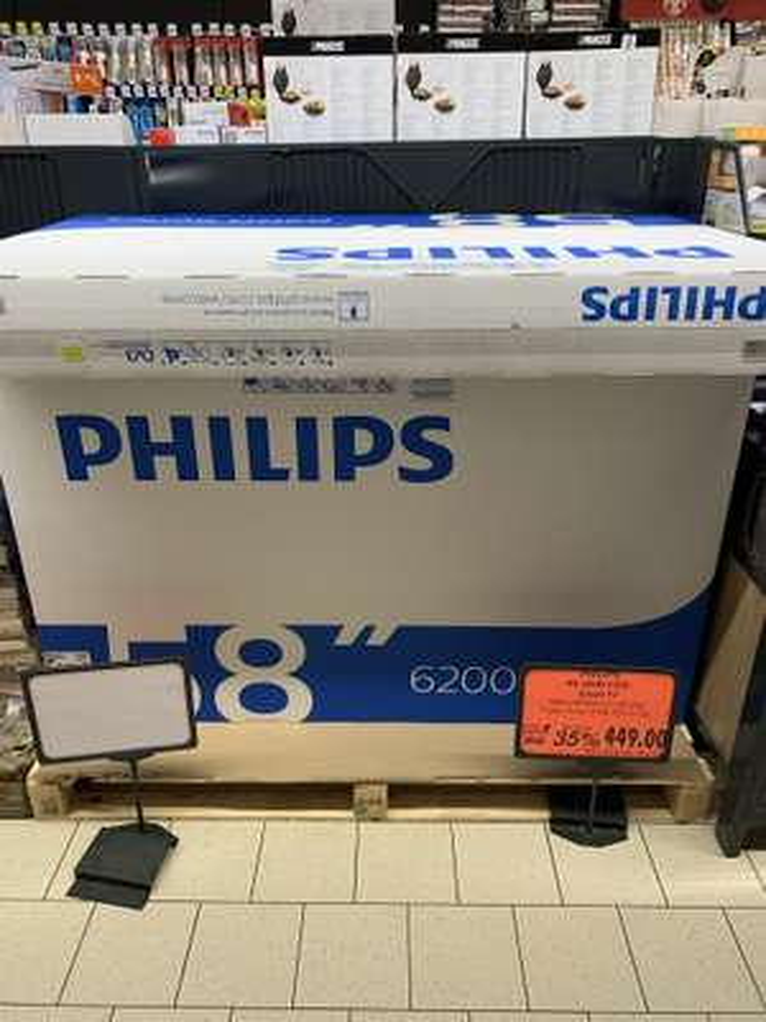 [offline Kaufland] Philips 58 Zoll 4K LCD 58PUS6203/12