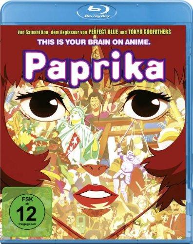 [amazon] [Prime] Paprika Blu-ray