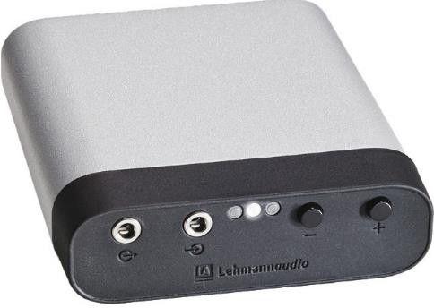 Lehmannaudio Traveller - Mobiler Kopfhörerverstärker (199€ statt 369€)