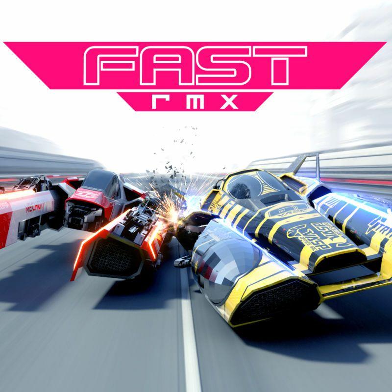 Fast RMX (Nintendo Switch) für 13,99€