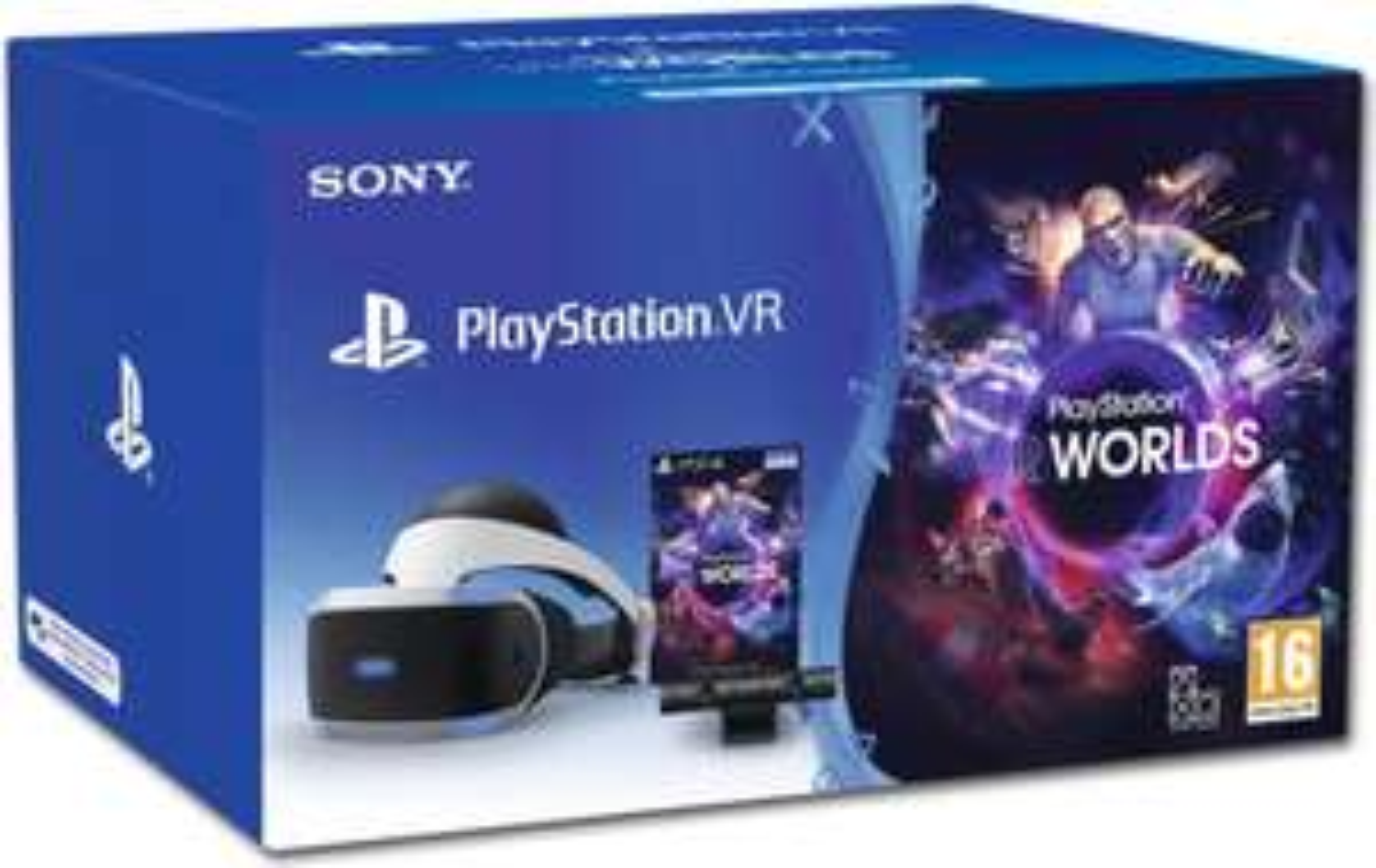 [Schweiz/Lokal] Sony Playstation VR V2 + Kamera + VR Worlds