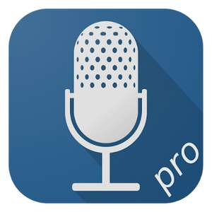 [Google Playstore] Tape-a-Talk Pro Voice Recorder