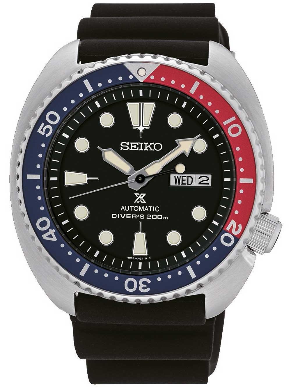 "Seiko ""Turtle"" SRP779K1 Prospex Diver Automatik unter 300€"
