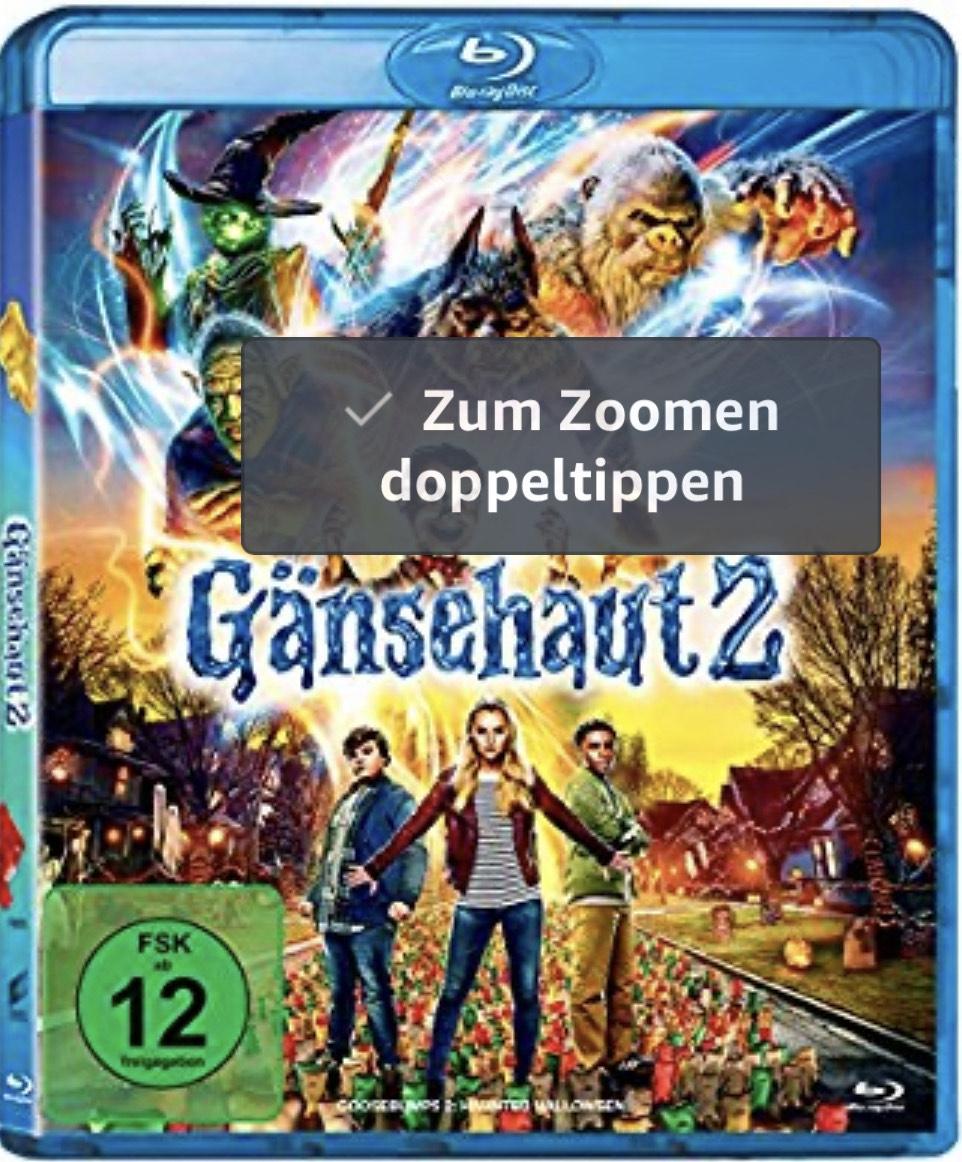Gänsehaut 2 [Blu-ray] Tagesangebot