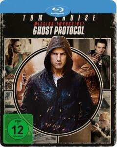 Mission: Impossible - Phantom Protokoll Futurepak Edition (Novobox Edition Blu-ray) für 5€ (Saturn)