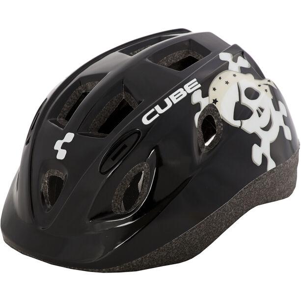 Fahrrad Cube Helm Kinder Skull oder Girl - 48-52cm