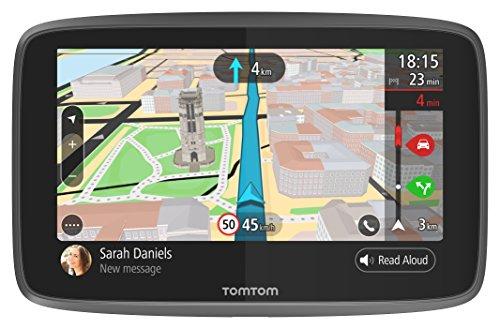 TomTom GO 6200 WI-FI Navigationssystem (mehrere Kontinente)