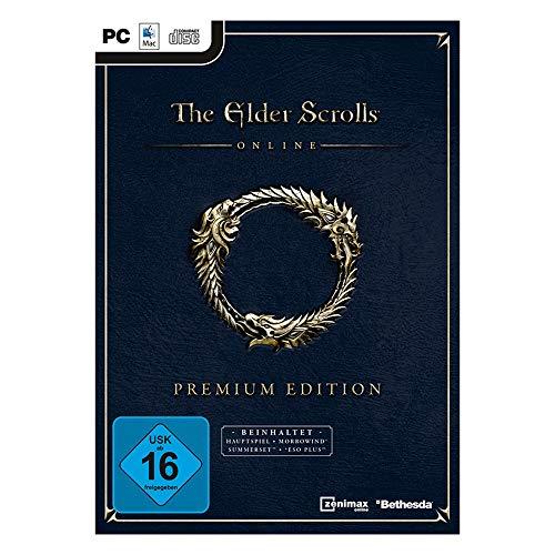 The Elder Scrolls Online: Premium Edition inkl. 3 Monate ESO Plus (PC) für 16,99€ (Amazon Prime & Müller)