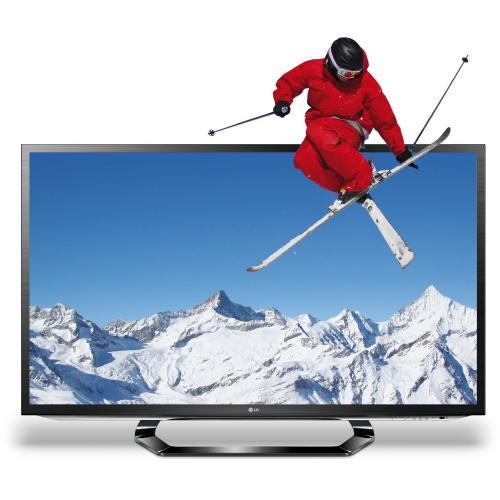 [ LOKAL  Ruhrgebiet ]  LG 55LM620S 140 cm (55 Zoll) Cinema 3D LED-Backlight-Fernseher, Energieeffizienzklasse A+ (Full-HD, 400Hz MCI, DVB-T/C/S2, Smart TV, HbbTV) schwarz