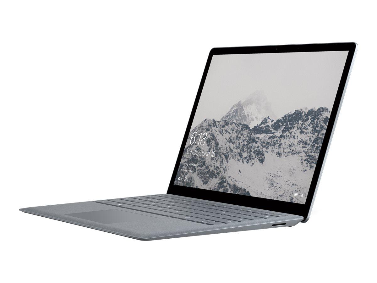"Microsoft Surface Laptop Platin Grau, 13,5"" Touch, Core i7-7660U, 8GB RAM"